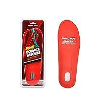 Ball Hog 手套跳跃弹力鞋垫(轻质篮球训练矫正鞋垫)
