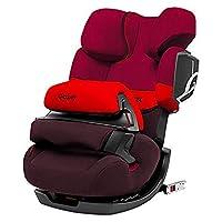 (跨境自营)(包税) CYBEX 赛百斯 儿童安全座椅pallas 2-fix 约9个月-12岁 伦巴红