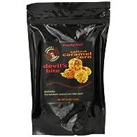 Sauce Goddess Salted Caramel Corn, Devil's Bite, 3.5 Ounce