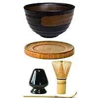 Ceramic Matcha 碗打蛋器套装 单色