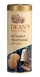 Dean's殿斯圆形黄油饼干礼盒200g(英国进口)