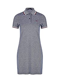 Fred Perry 女士雙頭連衣裙