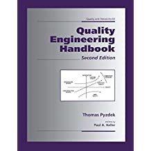 Quality Engineering Handbook (Quality and Reliability 60) (English Edition)