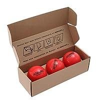 美国 Rukket 棒球训练用球 投掷练习球 重力球 训练加重棒球 3个装
