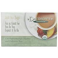 Davidson's Tea 大吉嶺茶Darjeeling ,100個茶包