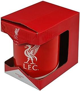 利物浦足球俱乐部 - 正品 EPL Crest 马克杯,礼盒包装