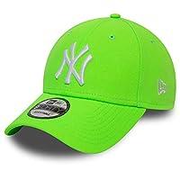 New Era 纽约洋基队 9Forty 可调节棒球帽霓虹灯套装