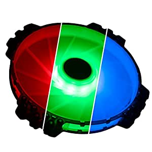 BitFenix BitFenix Spectre Pro RGB LED 外壳风扇 - 120mm - BFF-SRGB-12025N-RPBFF-SRGB-20025N-RP 200mm
