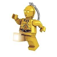 LEGO Star Wars : The Last Jedi - C-3PO LED Key Chain Flashlight