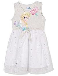 Disney 迪士尼童装 女童 连衣裙 KFZ8M2OPKG0606XA
