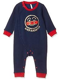 Anpanman 樱花刺绣连体衣 EA4478、面包超人 儿童