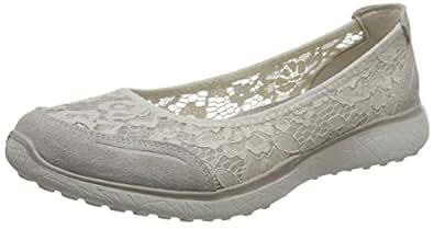 [斯凯奇] 运动鞋 Microburst-Sweet Bloom 自然色 24.5 cm 2E
