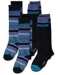 Camano 男童及膝袜(4 双装)