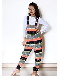 Maaji 女童防护儿童背带裤