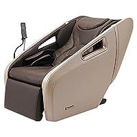 Panasonic 松下 按摩椅全自动多功能全身家用豪华太空舱零重力沙发椅 EP-MA31 米黄(亚马逊自营商品, 由供应商配送)