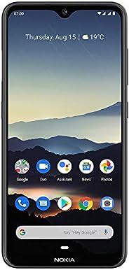 Nokia 7.2 - Android 9.0 Pie - 128 GBTA-1178 炭黑色