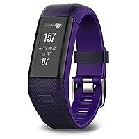GARMIN 佳明 vivosmart 光电心率智能手环 跑步运动腕表 (7天24小时记录心率 睡眠监测 攀爬楼层数 智能通知 活动监测 久坐提醒 高强度活动时间 卡路里消耗)(下单售价立减100)