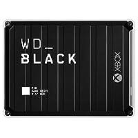 5TB WD 黑色 P10 游戏驱动 适用于 Xbox One - WDBA5G0050BBK-WESN