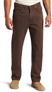 Lee 男士标准修身直筒牛仔裤 Walnut 38W x 29L