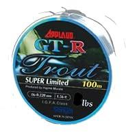 三洋尼龙 线条 APPLOUD GT-R Trax Super LIMITED 100m 8lb