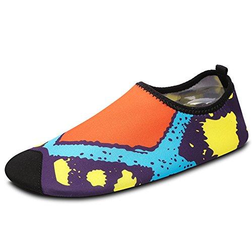 斯太勒 运动沙滩鞋跑步机鞋防滑游泳鞋赤足贴肤软舞蹈鞋瑜伽鞋溯溪鞋涉水鞋 RM-S92