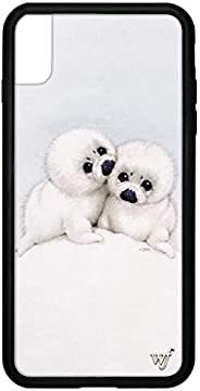 Wildflower 限量版手機殼,適用于 iPhone Xs MaxWIL_BSEA201XM  Baby Seals (iPhone XS Max)