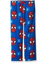 Marvel 男童蜘蛛侠羊毛休闲裤