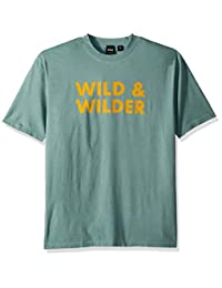 Hugo Boss 男士 Teemotion2 Wild & Wilder T 恤