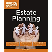 Estate Planning, 5E (Idiot's Guides) (English Edition)