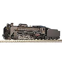 KATO N轨距 D51 200 2016-8 铁道模型 蒸汽机车