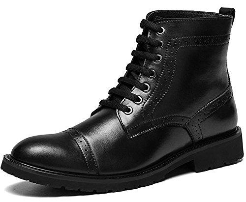 Unbeaten 潮流霸气时尚 高端奢华 时装靴 高帮靴 头层牛皮 休闲鞋 男靴 工装靴 马丁靴 牛仔靴 户外靴 舞台靴 男鞋