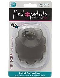 Foot Petals Women's Technogel Tip Toes for Flip Flop Insole