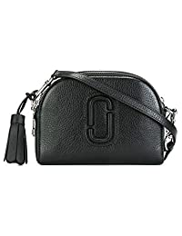 Marc Jacobs 女式 钱包 SHUTTER M0009474-001 黑色 20 * 6 * 14cm