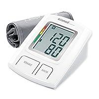 ecomed 上臂*监测仪,家庭使用心跳信号灯雪莉亚检测器,高*指示器 - 根据世界卫生组织指南,60 张*,22-30 厘米袖口