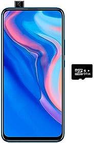 Huawei 华为 Y9 Prime 2019(128GB,4GB RAM)6.59英寸显示屏,3 个 AI 摄像机,4000mAh 电池,双卡 GSM 工厂解锁 - STK-LX3,美国和全球 4G LTE 国际型号S