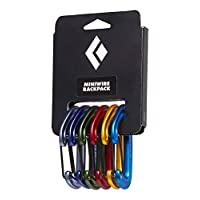 Black Diamond MiniWire Carabiner Rackpack 多种颜色