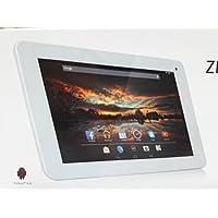 Hamlet Zelig PAD 470P 白色 7 高清显示屏四核存储器 8 GB + MicroSD 插槽 WIFI 蓝牙摄像机 Android 4.4 - 意大利