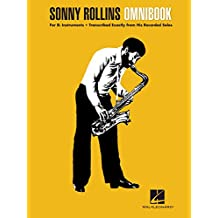 Sonny Rollins Omnibook for B-Flat Instruments (English Edition)