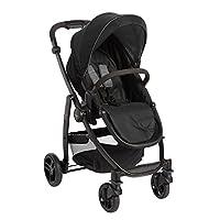 Graco 葛莱 Evo折叠式婴儿车 黑色&灰色 – 2017款