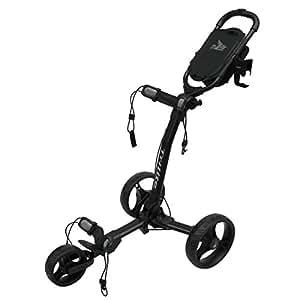 Axglo TriLite 3 轮推车,黑色/黑色