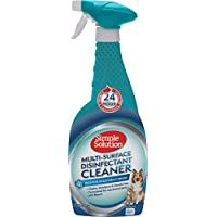 Simple Solution *剂清洁剂 | 24 小时保护 | 杀死 99.99% 的*,包括 Coronavirus - 750ml