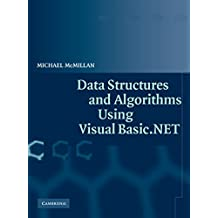 Data Structures and Algorithms Using Visual Basic.NET (English Edition)