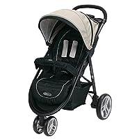Graco Aire3 扣式连接婴儿推车,剪内边式