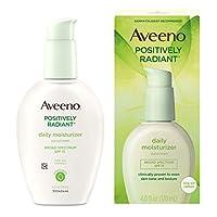 Aveeno 艾惟諾 防曬霜,SPF 15,含大豆提取物,日間保濕霜,4盎司(約113.40克),120毫升