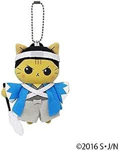 猫咪日本史吉祥物 土方岁三