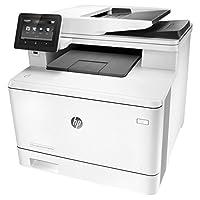 惠普 HP M477FNW A4彩色激光多功能一体机 打印 复印 扫描 传真 无线打印(亚马逊自营商品, 由供应商配送)