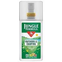 Jungle Formula 户外露营泵驱虫剂 90ml