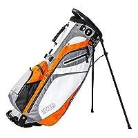 IZZO 高尔夫 LITE 包组装 - 橙色、灰色、白色