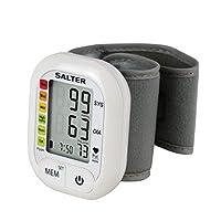 Salter BPW-9101-EU 自动手腕*计不规则心率检测器 60个*空间13-21.5厘米袖口