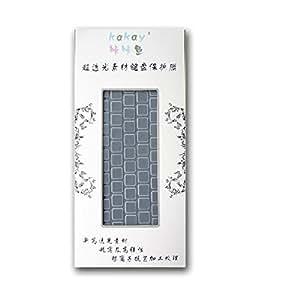 Kakay 咔咔鱼 KAKAY/戴尔 M431RR-1426 14寸笔记本专用键盘保护贴膜键位垫套